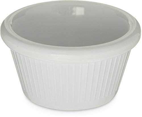- Carlisle  (S27902) 2 oz Melamine Fluted Ramekin [Set of 48]