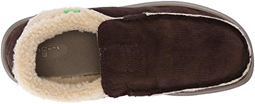 on Marron Chiba Foncé Men's Sanuk Chill Slip Loafer UwY7wIq5