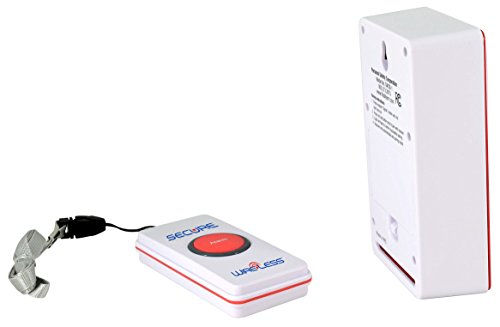 Secure Swcb 1 Wireless Remote Nurse Alert System Patient