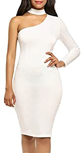 28. Sweetnight Slim Fit Bodycon Cocktail Party Midi