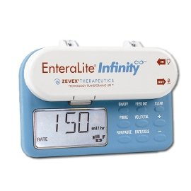 Zevex EnteraLite Infinity Enteral Feeding Pump Kit by Zevex