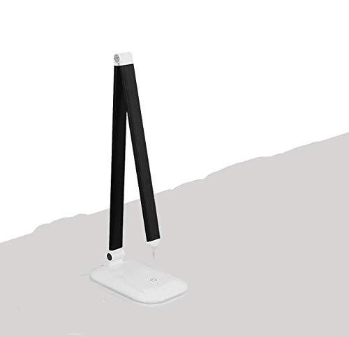 LED LED LED Helligkeitsstufen Lampenarm einstellbar USB Anschluss Aufladen von mit Touch dimmbarAugenschutz-Tischlampe, blau B07Q82RJMR | Sale Düsseldorf  ed2516