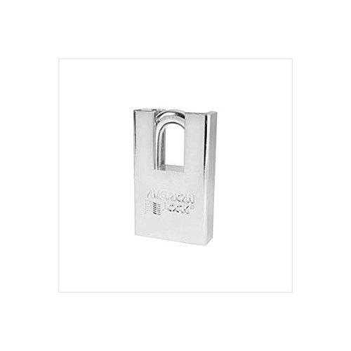 American Lock A5360 2'' (51mm) Shrouded Solid Steel Keyed Different Rekeyable Pin Tumbler Padlock by American Lock