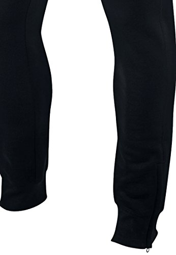 Nike Nike V442 FT Pant Black/White