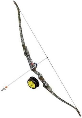 PSE Kingfisher Right Hand Bowfishing Kit, 45-Pound, Camo