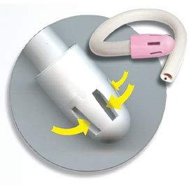 Crosstex Saliva Ejector - Comfort Plus Saliva Ejector, White/Pink, Bubblegum, 100/bg, 10 bg/cs ZWPCPBG