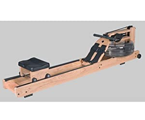 WaterRower Oxbridge Rowing Machine in Cherry with S4 Monitor by WaterRower