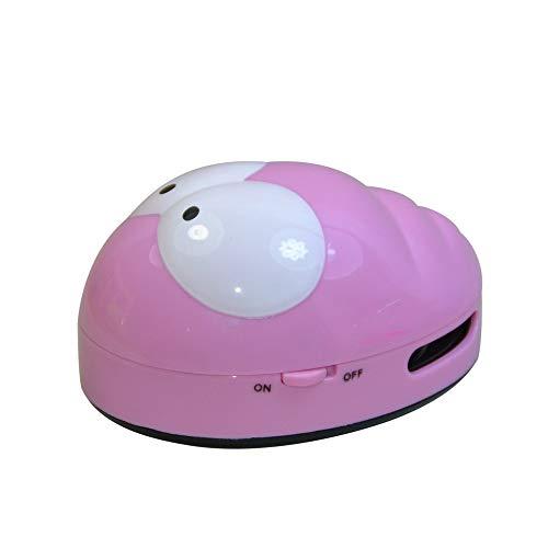 Price comparison product image Hot!Ninasill Mini Desktop Vacuum Cleaner Cartoon Caterpillar Vacuum Cleaner Portable Vacuum Cleaner