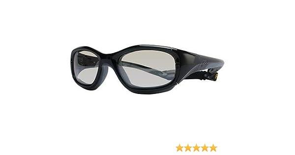 bdfdd7957d Amazon.com  Liberty Sport Slam XL - Shiny Gunmetal Black   Clear with  Silver Flash Mirror (373)  Shoes