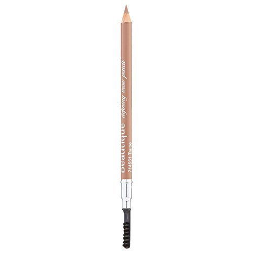 Beautique Defining Brow Pencil Taupe Taupe -