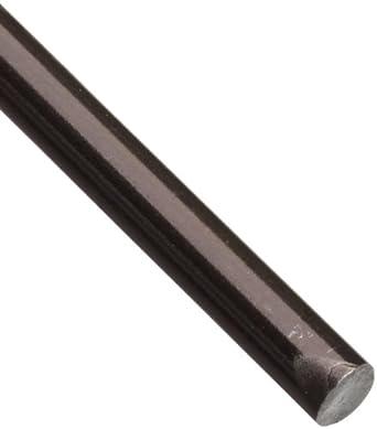 SuperElastic Nitinol #1 Wire, Straightened, Light Oxide, ASTM F2063