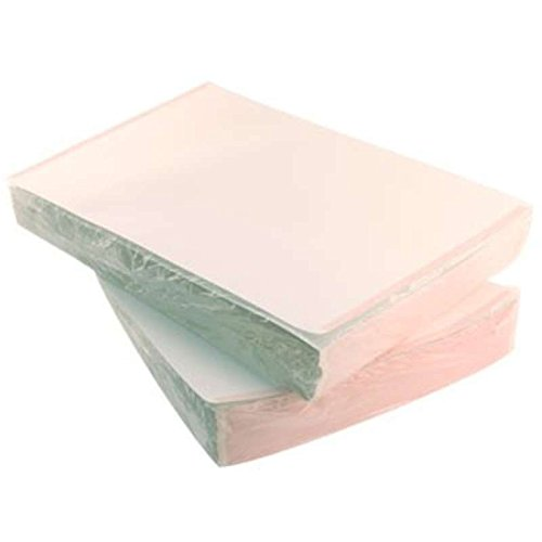 ESD-Safe White Paper with Pink Stripe, 11 x 17