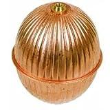 William H. Harvey 090055-B Copper Tank Float Ball