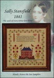 Sally Stansfield 1841 Cross Stitch Chart