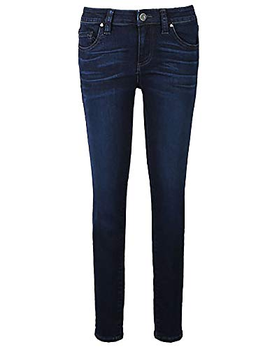 KUT from the Kloth Women's Connie Ankle Skinny Jeans in Influential Influential/Euro Base Wash 6 26.5
