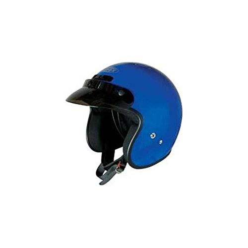 (YOUTH GM-2 OPEN-FACE HELMET BLUE YS-YM)