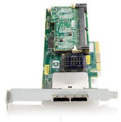 P411 with 1G Flash Back Cache Ctlr