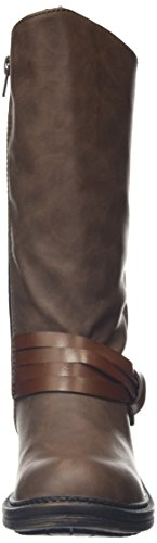 Blowfish Damen Fenni Biker Boots Braun (Coffee)
