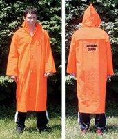 Olympia Kids Football - Olympia Sports Orange Fluorescent Raincoat-XX-Large