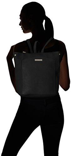 Backpack Tamaris Noir Comb portés Elsa dos Sacs Black rqRrw4