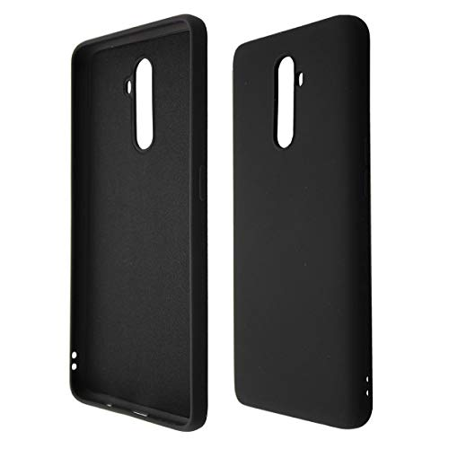 caseroxx TPU-Case for Realme X2 Pro with Shock Protection, Colored in Black, Composed of TPU