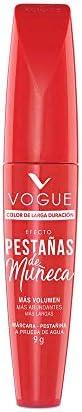 Vogue Mascara para Pestanas, 9 ml