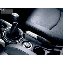 Peugeot - Embellecedor para palanca de freno a mano en aluminio: Amazon.es: Coche y moto
