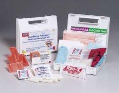 (Medline First Aid Bloodborne Pathogen Kit)