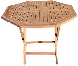 Patio Essentials Suffolk Salon de jardin en teck massif 1 ...