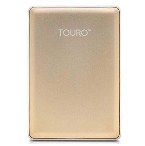CE-LXYYD 2.5 inch HGST S 1TB high Speed 7200 RPM Mobile Hard Disk, Champagne Gold, Ultra-Thin Design of Full fine Metal Frosted Streamline, Double Data Protection (Hgst Touro Mobile Pro 1tb Usb 3-0)