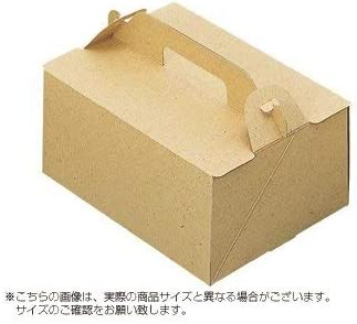 パッケージ中澤 ケーキ箱 OPL-ウッズ 5×7