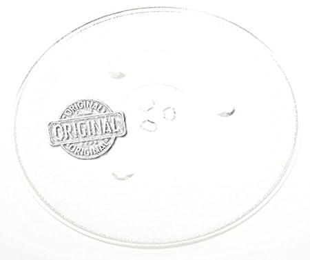 Plato Giratorio de Cristal para microondas Original Sharp ...