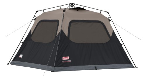 Coleman 6-Person Instant Tent Reviews