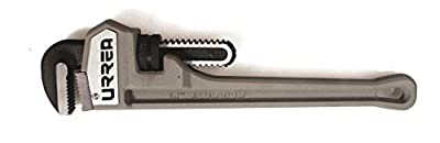 URREA 818AO 18-Inch Iron Offset Aluminum Pipe Wrench