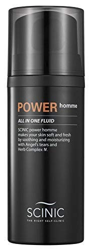 Scinic Power Homme All In One Fluid - 3.3 oz (Scinic Honey All In One Ampoule Ingredients)