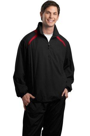 Sport-Tek Men's 1/2 Zip Wind Shirt