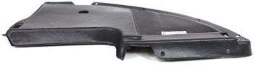 Crash Parts Plus Driver Side Engine Splash Shield Guard for 2004-2012 Mitsubishi Galant MI1228104