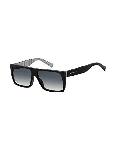 Marc Jacobs Marc Icon 096/S M4P (T4) Striped Black - Sunglasses Jacobs By Mens Marc Marc