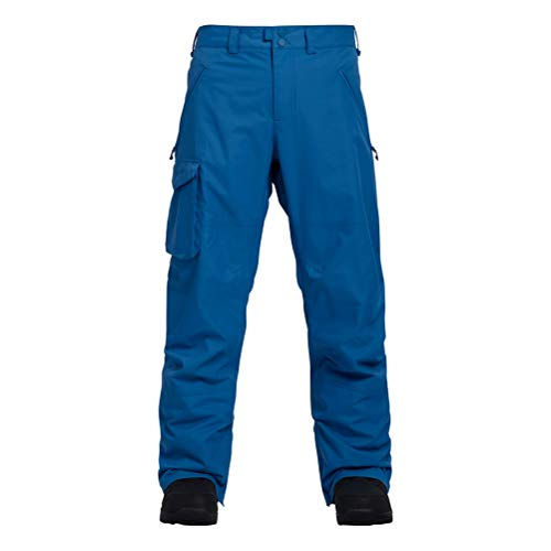 Burton - Mens Covert Insulated Snow Pants 2019, Vallarta Blue, L (Best Mens Snowboard Pants 2019)