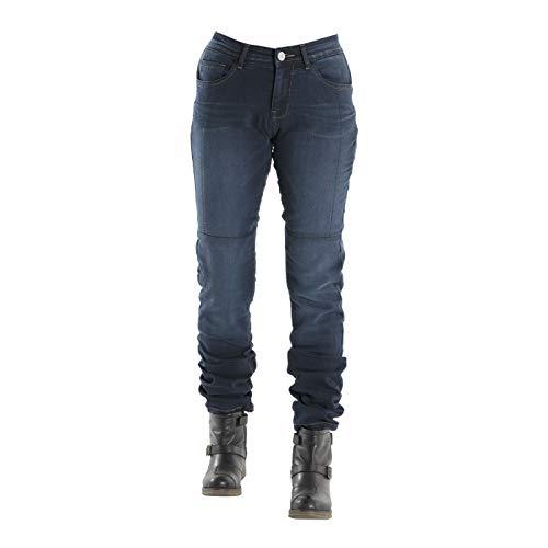 Homologados Azul nbsp;city Ovp Overlap hu cityl na29 Mujer 29 Jeans Ruta Talla xwq40z4nR