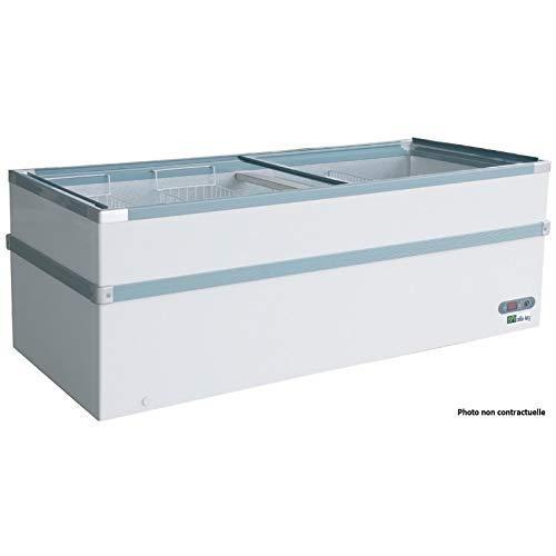AFI Collin Lucy - Congelador de cristal para puertas correderas, 528 ...
