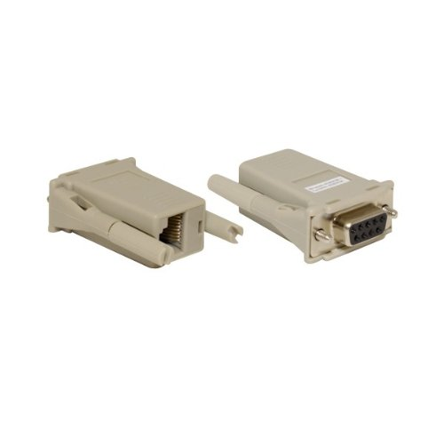 Avocent ADB0036 RJ45 to DB9F Cross Converter Comp with All Cyclades Serial Prdts