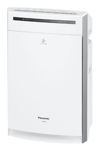 Panasonic [PM2.5] corresponding humidified air cleaner Nanoi equipped with 24 tatami equivalent white F-VXJ50-W