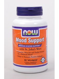 Now Foods Mood Support 90 Vcaps Review