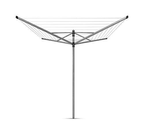 Brabantia Lift-O-Matic Rotary Dryer Clothes Line - 196 feet, 311048 ()
