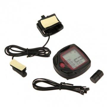Hohe Qualität Fahrrad- LCD- Anzeige Wasserdicht NR -Computer Kilometerzähler