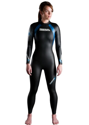 Profile Design WN Wahoo Full Wetsuit (Black, Small)