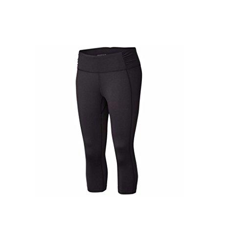 Mountain Hardwear Women's Mighty Activa Capri, Black, XS X 16 ()