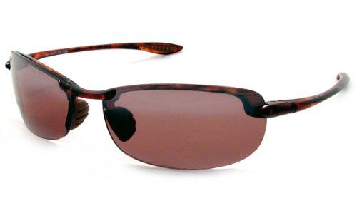 Maui Jim Sunglasses - Makaha Sport / Frame: Tortoise Lens: Maui Rose Polarized ()