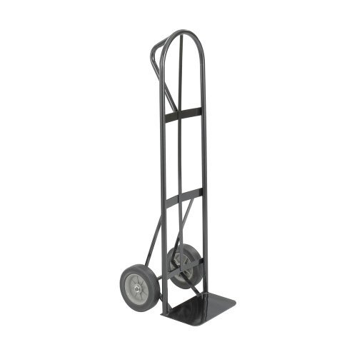 Safco Office Industrial Folding Economy P-Handle Steel Hand Truck